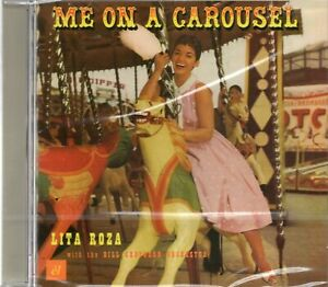 Lita-Roza-Me-On-A-Carousel-1958-Album-Other-Selections-2016-CD-New