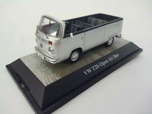 Open Air Bus VW T2 Bay, échelle 1/43 / Premium Classixxs (minichamps)