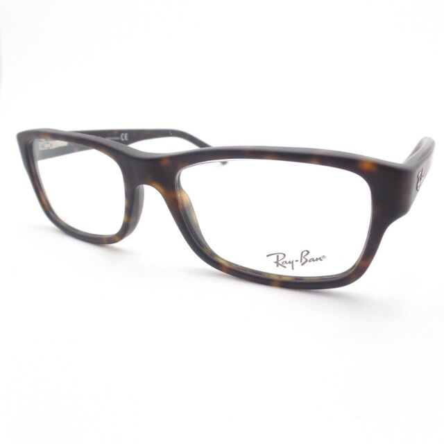 33c9258d77b ... discount code for ray ban 5268 5211 matte havana eyeglass frame new  authentic 969dd 10eac