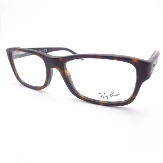 20d8ba290d ... discount code for ray ban 5268 5211 matte havana eyeglass frame new  authentic 969dd 10eac