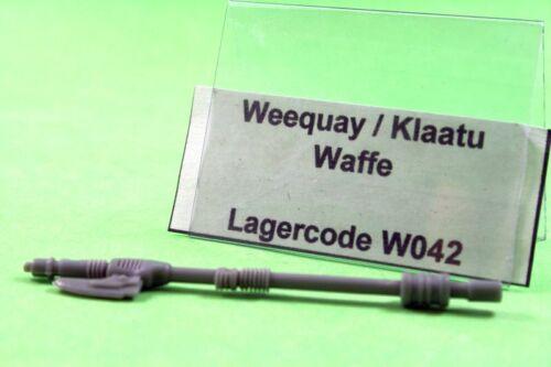 #S42 WAFFE // WEAPON LANDO SKIFF guard STAR WARS ERSATZTEIL // ACCESSORY