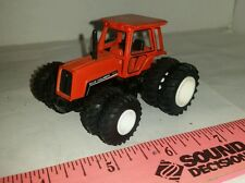 1/64 CUSTOM AGCO ALLIS CHALMERS 8070 TRACTOR WITH STANDI ALL DUALS ERTL FARM TOY