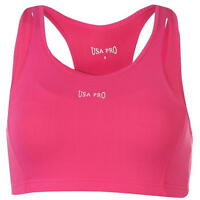 Usa Pro Medium Sports Bra Size 8