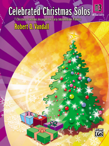 """celebrated Christmas Solos"" Book 3-piano-brand New On Sale Music Book/songbook! Amener Plus De Commodité Aux Gens Dans Leur Vie Quotidienne"