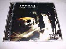 Throat - Knievel Is Evil  CD  nicht OVP