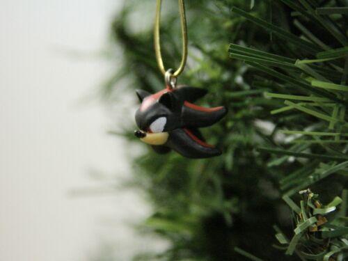 """Sonic the Hedgehog /""""Shadow/"""" Mini Christmas Ornament"""
