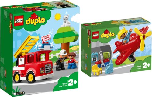 LEGO DUPLO 10901 10908 deuxième avion n1/19