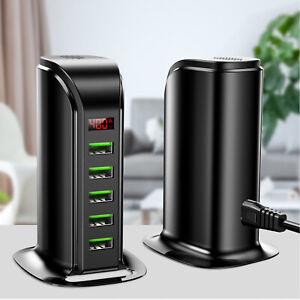 5-Port-USB-Plug-Charging-Station-Dock-Stand-Desktop-Multi-Charger-Hub-for-Phone