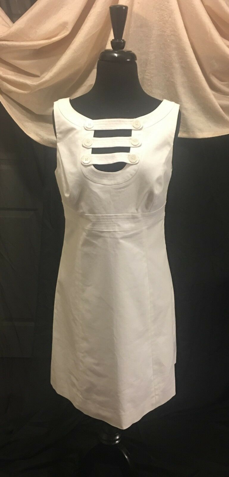 Nuevo Vestido De Tenis blancooo Talla 8