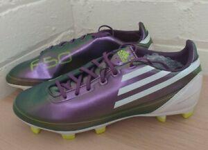 Kids-Retro-Adidas-F30-TRX-FG-BOOTBALL-Bottes-Taille-UK-5-New
