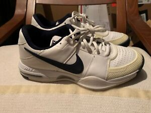 Details about NIKE AirMax Courtballistec 1.2 Tennis Nadal Federer Shoes Size US10 Very Rare!!!