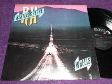 """RESTLESS HEART  """"Wheels """"    1986 USA LP  RCA  5648"""