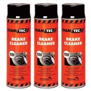 Teilereiniger-3-x-500ml-Spray-Bremsenreiniger-Entfetter-Reiniger-Bremsen-Cleaner