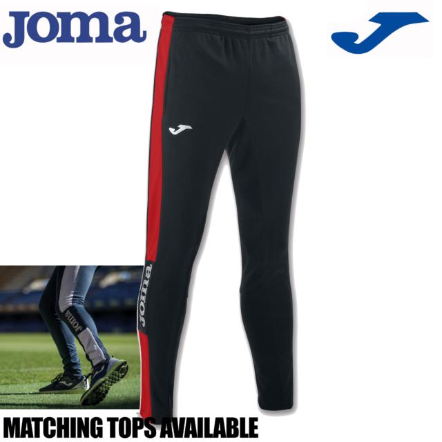 JOMA CHAMPION lV FOOTBALL TRAINING PANTS TEAM GYM KIT FOR MEN BOYS KIDS CHILDREN