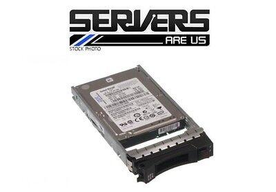 IBM 90Y8877 90Y8878 90Y8881 IBM 300GB 10K 2.5 SAS II 6 GB//PS HARD DRIVE