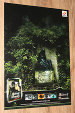 Shadow of Destiny / Shadow of Memories Promo Poster 59x42cm Playstation 2 Xbox