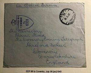 1945-British-Forces-Egypt-Censored-OAS-Cover-To-Coventry-England