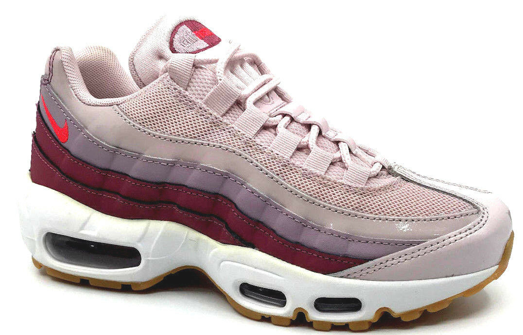 Nike Air Max 95 95 95 Womens Sneaker Barely pink Hot Punch 307960-603 Size 6.5 cadc9c