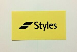 NEW-Styles-Official-Sticker-JAPAN-import-Japanese