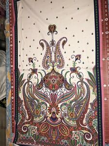 Fabric-Imperial-Paisley-on-Cotton-Panel-24-034-x42-034