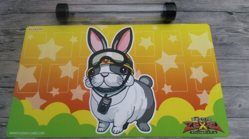 Rescue Rabbit YuGiOh Playmat Free High Quality tube Classical Master Rule Mat