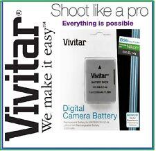 Li-Ion 2300mAh Vivitar ENEL14a Battery for Nikon Coolpix P7000 P7100 P7700 P7800