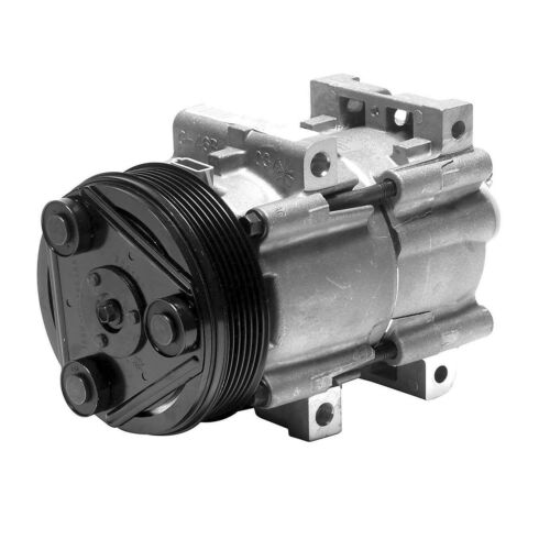 For Ford F-350 Mustang Taurus Mercury A//C Compressor and Clutch Denso 471-8112
