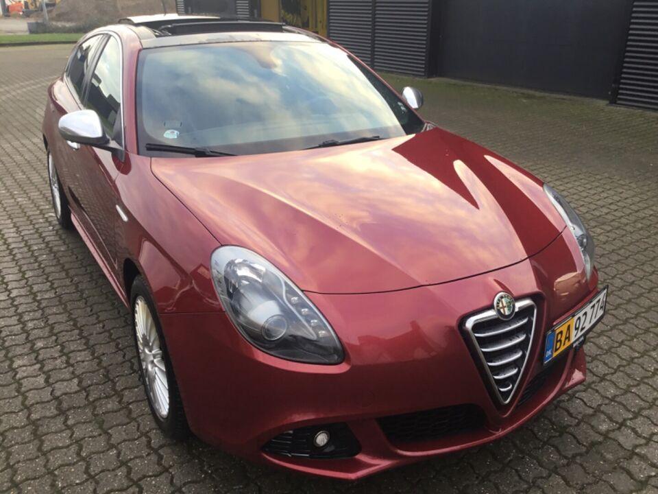 Venduto Alfa Romeo Giulietta 1.4 Turb. - auto usate in vendita