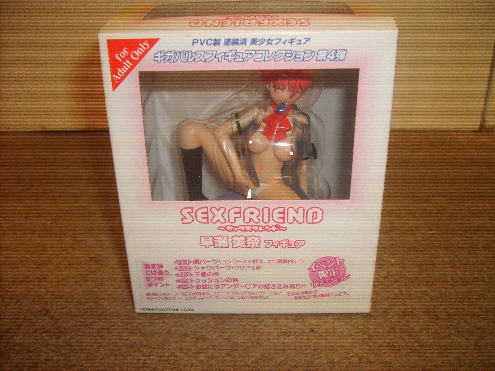 Figurine SEXFRIEND: au Hayase Mina au SEXFRIEND: 1/8