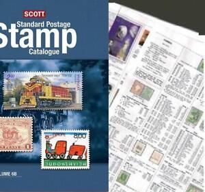 Viet Nam Remnant 2019 Scott Catalogue Pages 701-766-afficher Le Titre D'origine