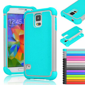 For-Samsung-Galaxy-S7-Edge-S5-Case-Shockproof-Hybrid-Armor-Rugged-PC-Phone-Cover