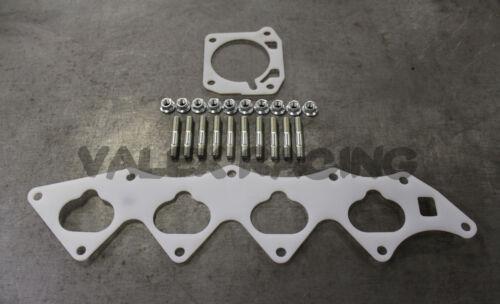 Honda Acura B16 B18C5 Thermal Intake Manifold and Throttle Body Gasket Kit