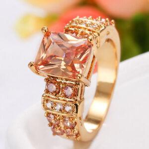 Ring-Gr-60-Fingerring-Gold-gefuellt-Herrenring-Siegelring-Goldring-Damenring