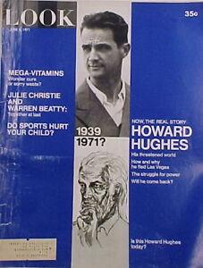 Look-Magazine-Howard-Hughes-Cover-1971-Dump-Nixon-Igor-Stravinsky-Vintage