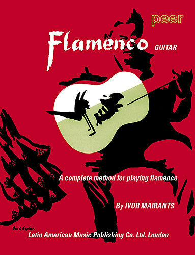 Flamenco Guitar Learn to Play Spanish Latin Cifra TAB Music Book HAND CLAPS HEEL