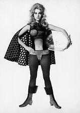 Art print POSTER Canvas Jane Fonda as Barbarella №2