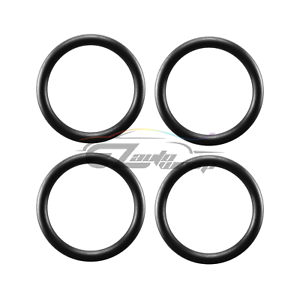 Bumper Fender Quick Release Fasteners for Rubber Bands O-Rings 4pcs New