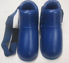Martial Arts Kick Boxing Shoes Brand New Blue Size Medium