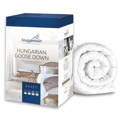 Snuggledown Hungarian Goose Down 10.5 Tog Duvet, King