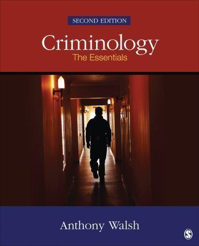 Criminology : The Essentials (2014, Paperback)