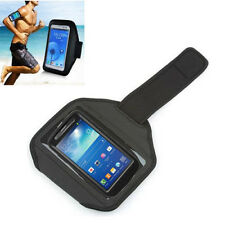 Armband XXL Black Case that fits HTC One Max
