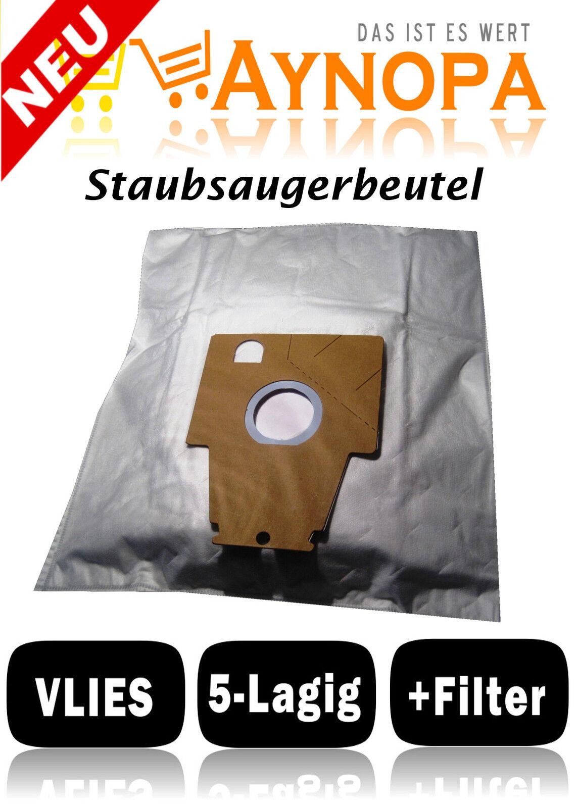 Staubsaugerbeutel für Bosch Ergomaxx Professional Serie,Original Bosch Typ P