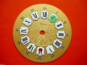 Cadran-pendule-Zenith-neuchateloise-horloge-Zifferblatt-Uhr-Clock-11-cm-dial-N2