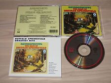 THE BEST OF BUFFALO SPRINGFIELD CD - RETROSPECTIVE / ATCO in MINT