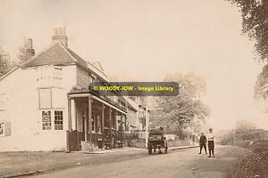 rp10388-The-Organ-Inn-London-Road-Ewell-Surrey-photograph