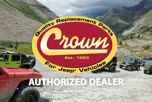For Jeep Grand Cherokee 1999-2004 Crown Front Upper Bump Stop