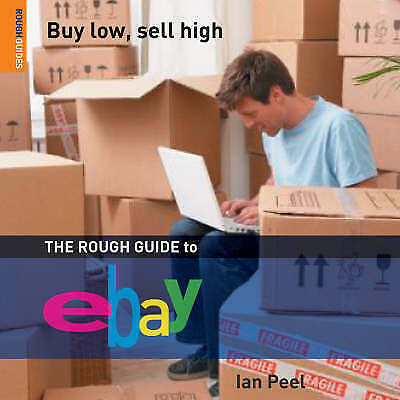 """""""AS NEW"""" The Rough Guide to eBay, Peel, Ian, Book"""