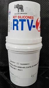 1 kg rtv haute temperature lastom re silicone 3255 avec 40 gr catalyseur xy85nl ebay - Silicone haute temperature ...