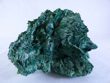 Congo Silky Chatoyant Malachite Natural Specimen - 78mm, 190g