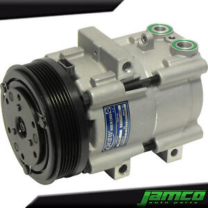 2001-2007 Ford Escape New AC A//C Compressor Fits Mazda Tribute V6 3.0L ONLY